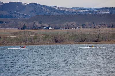 Junior Double Race  won by Utah Crew