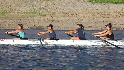 Girls 4+ from the side