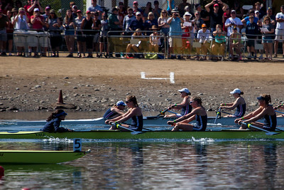 1V in the final push before the finish line.