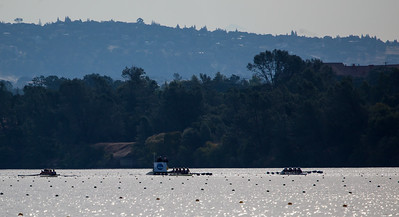 1V C/D Semi Final.  Yale finished 2nd behind Gonzaga by under a second.  Gonzaga is in Lane 1 farthest from the camera