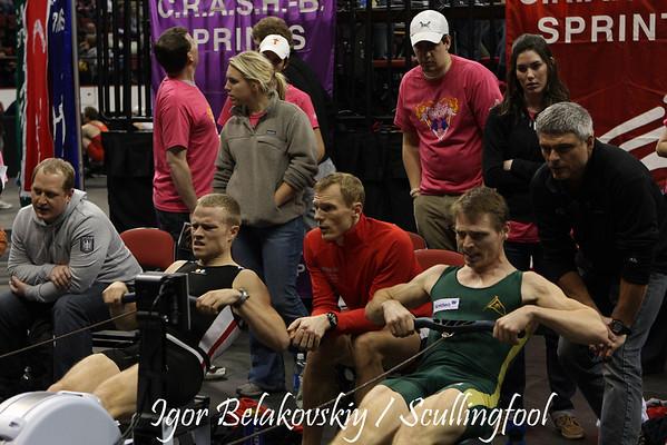 CRASH-Bs 2010, Lightweight Men