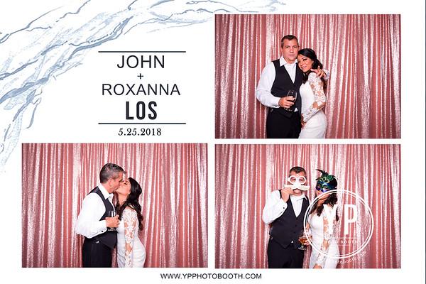 Roxanna +John LOS 5/25/18