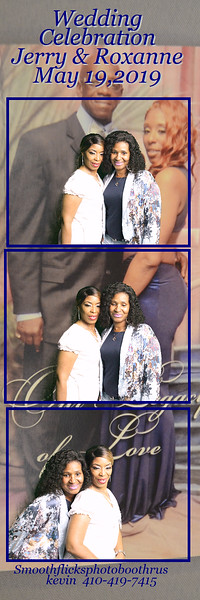 Roxanne & Jerry Hall Wedding Celebration May 19,2018