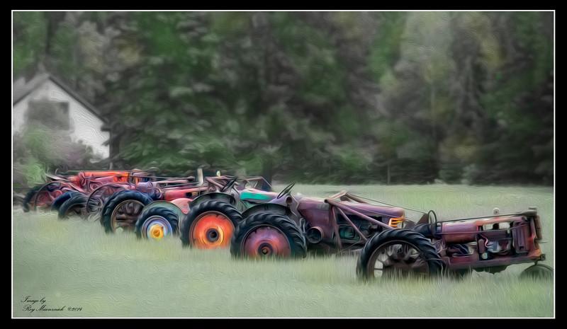 """""""Field Of Deere"""""""