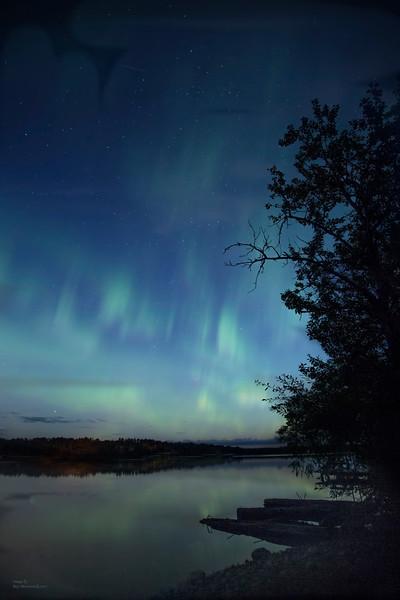 """""""Autumn Aurora On Fall #2"""""""