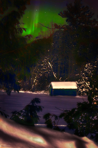 """""""Boat Shed & the Lights"""""""