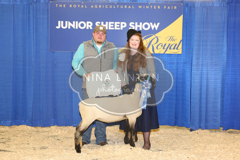 RAWF Ladies Lead and Wool 2017