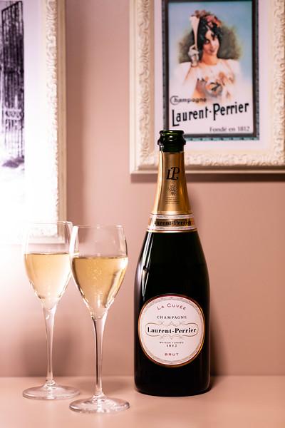 client: Royal Albert Hall & Laurent-Perrier