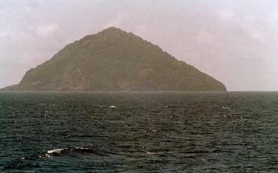Krakatoa (volcano), East of Java, 1978.