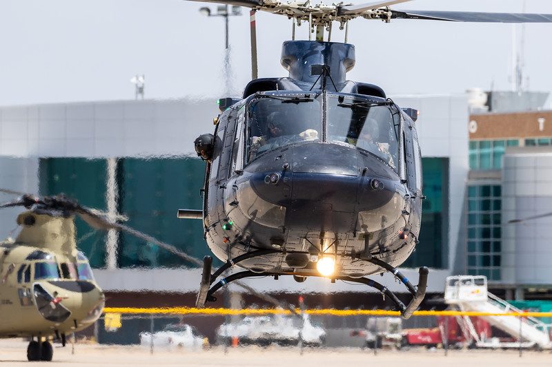 -(Aircraft) Bell CH-146 Griffon<br /> -(Nation & Service) Royal Canadian Air Force<br /> -(Squadron) 427 Special Operations Aviation Squadron<br /> -(Home Base) Garrison Petawaw, Ontario, Canada