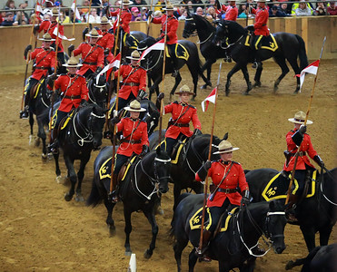 Royal Canadian Mounted Police 2016