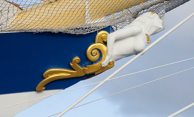 Royal Clipper Masthead