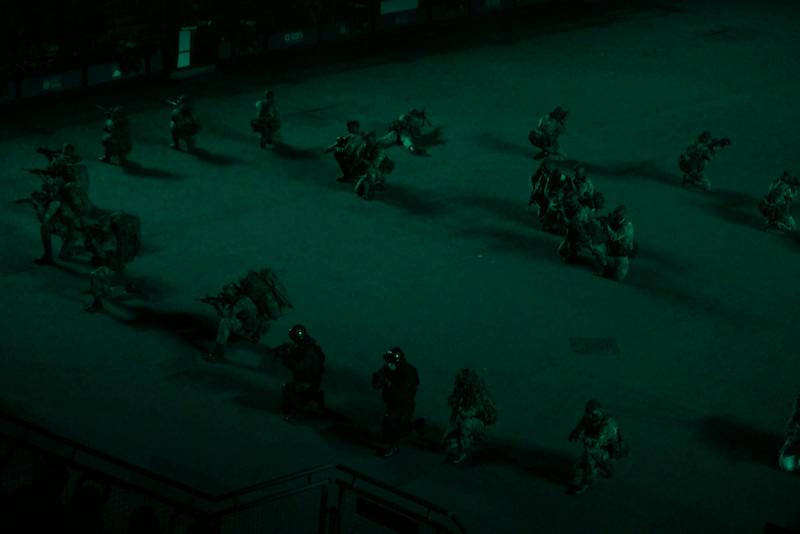 Royal Marine Commandoes