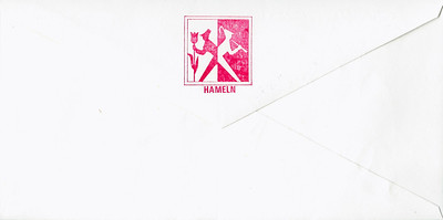 RE Special Cover: 23 May 1973 - Back