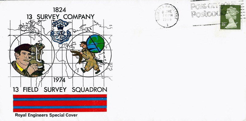 RE Special Cover 8 June 1988