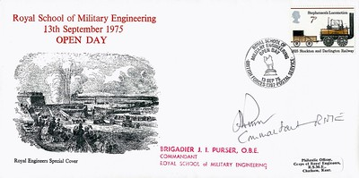 RE Special Cover: 13 Sep 1975