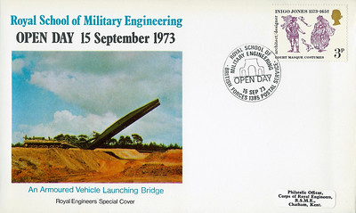 RE Special Cover: 15 Sep 1973