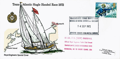 RE Special Cover: 14 Sep 1972