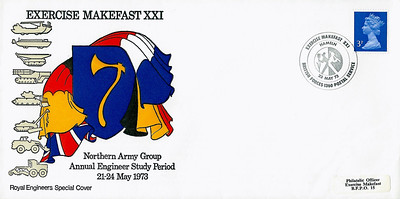 RE Special Cover: 23 May 1973