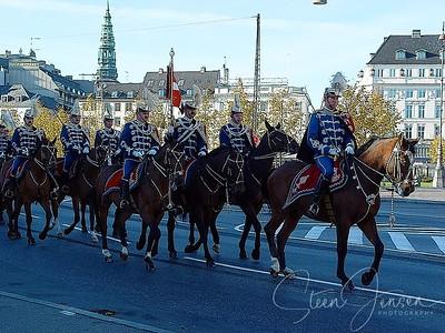 2003-10-22 Visit from HKH Storhertug Henri af Luxembourg