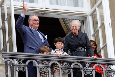 2008-04-16 Queen Margrethe 68  year´s Birthday