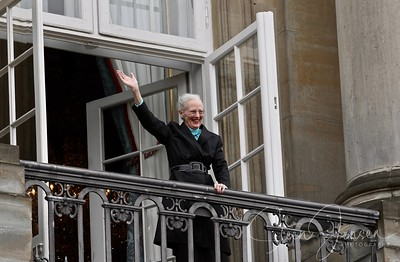 2018-04-16 Queen Margrethe 78 years Birthday