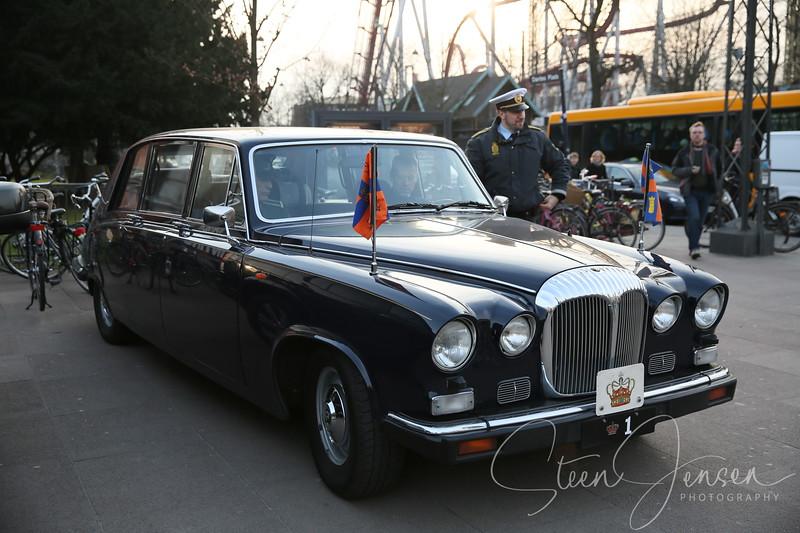 Royal Vehicles; Kongelige Køretøjer;