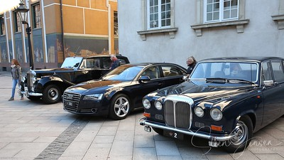 Royal Vehicles - Den Kongelige Vognpark