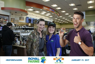 Royal Farms Denton 1.13.17