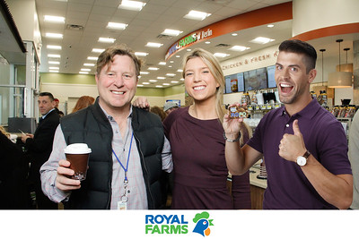 Royal Farms Grand Opening 1.4.17