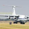 Ukranian Air Force Illyshan 76