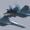 Ukrainian Airforce Sukhoi Su-27's