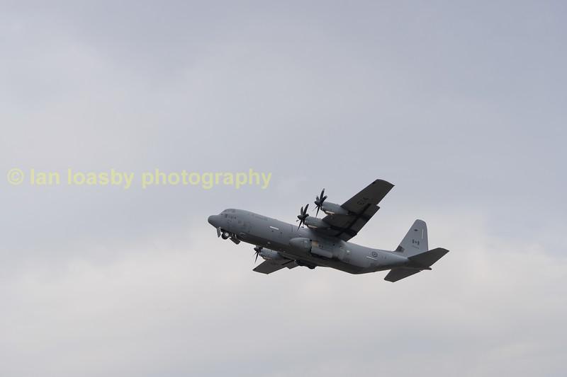 RCAF C130J of 436 sqn RCAF Trenton