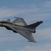 French Dassult Rafale departing