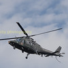 BegianAir force Augusta 109 departs