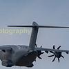 Luftwaffe A400 5410 departing