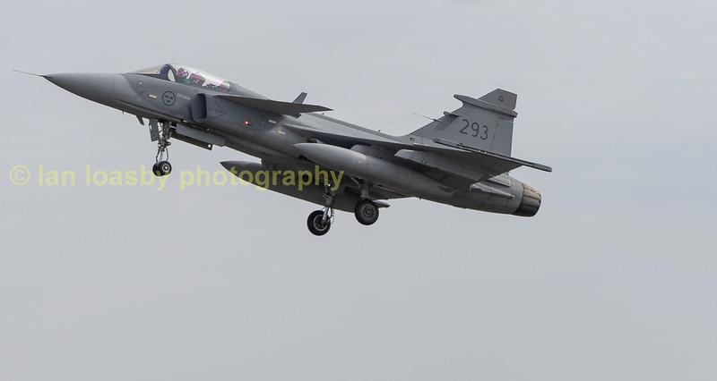 Swedish AF Gripen