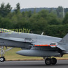 Hornet HN435 i=of the Finish air force lifts of