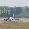Italian AF Display team depart