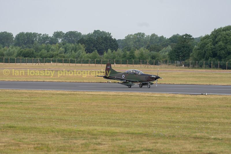 Slovian Armed forces Pilatus PC-9M