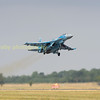 Ukranian Air Force Sukhoi Su-27
