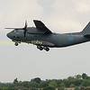 Lithuanian Air force Aeritalia C27j Spartan carrying serial no; 08