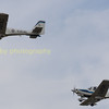 Two Grob G 115E Tutor T1 trainers from Boscombe Down, G-BYWL & G--BUYH