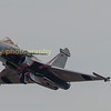 French Air Forch Dassult Rafale departs