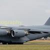 USAF C-17A Globemaster  serial no ;07-7178 from 437th AW Charleston South Carolina
