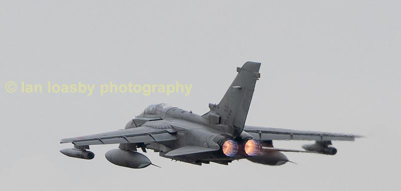 Departin Italian Airforce panavia a-2000A IDS Tornado . serial no; 6-21