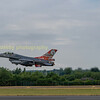 Royal dutch airforce  Fokker (GD)F16-AM Fighting Falcon   Serial No; J-=879
