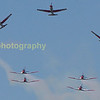 Swiss Air Force display team The PC-7