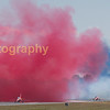 Ladies and Gentlemen you've seen the rest now sit back and admire the best, our own .... THE RED ARROWS