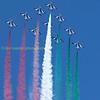 Italy's 'Frecce Tricolori